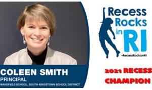 Principal Coleen Smith