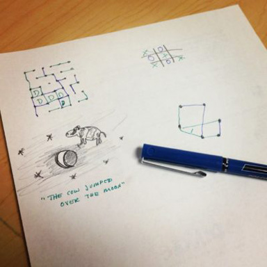 drawing games multiplayer Fun Paper And Pencil Games To Play