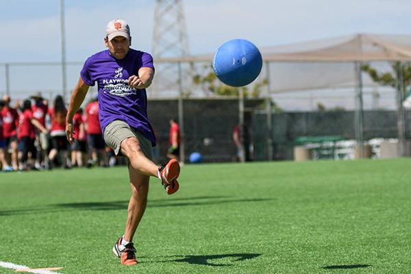 Kickball Playworks