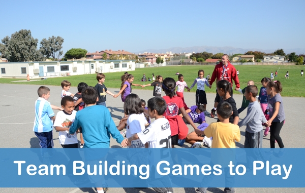 Exceptionnel Team Building Games to Play | Playworks IP87
