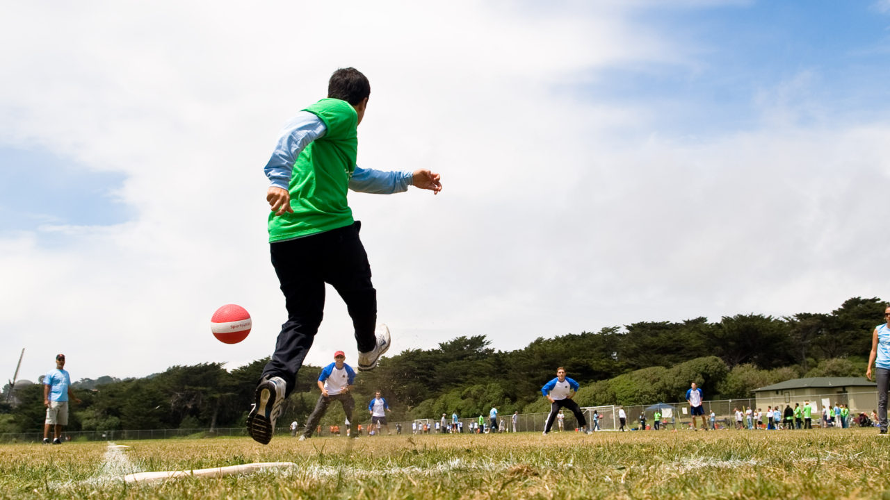 Strategy Kickball | Playworks