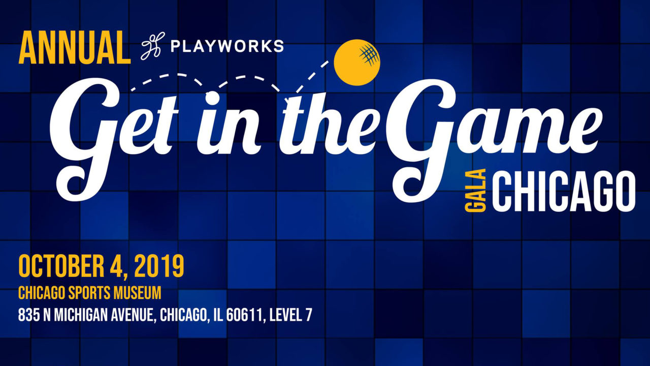 Get in the Game Gala Chicago 2019