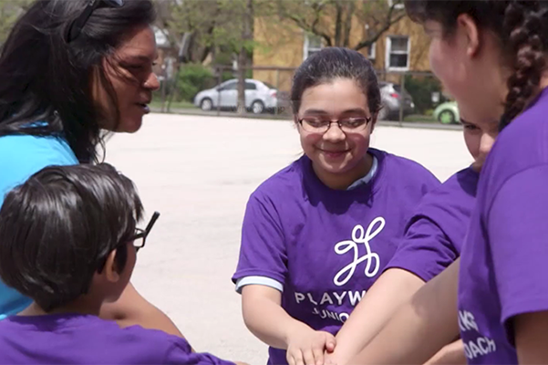 Healthy Chicago 2 0 and Playworks deepen impact in schools